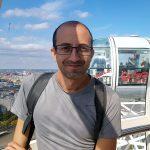 Andrés Vega Moreno. Profesor Programación C# Aula Arcade. Escuela de videojuegos de Sevilla