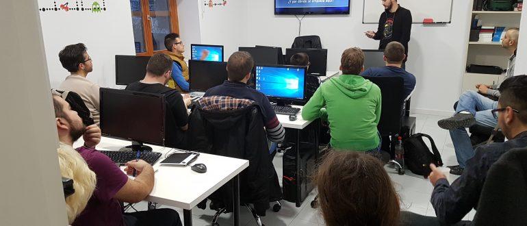 Talleres con profesionales del sector de los videojuegos