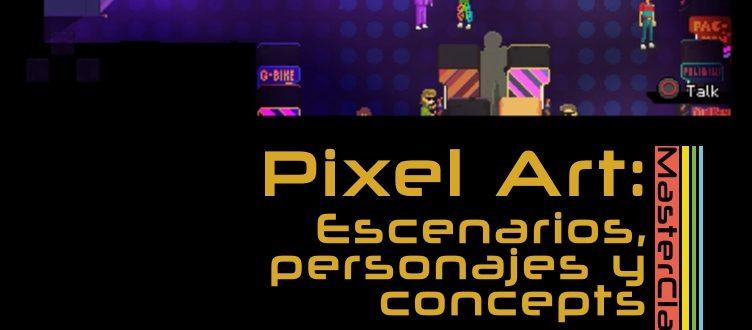 curso intensivo de pixel art en sevilla
