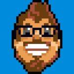 Maikel Ortega. Desarrollador de videojuegos y profesor de Aula Arcade en Sevilla